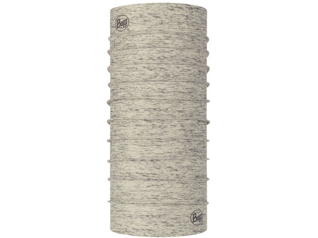 Buff Coolnet UV+ Scaldacollo tubolare, silver grey heather